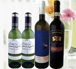 頒布会6月 お届けワイン