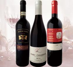 頒布会8月 お届けワイン