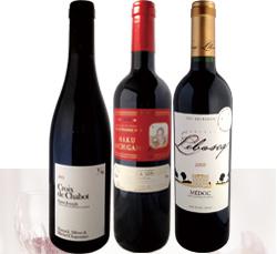 頒布会4月 お届けワイン