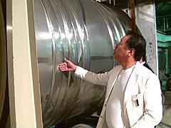 地域一番の設備と技術!が造り上げる白ワイン