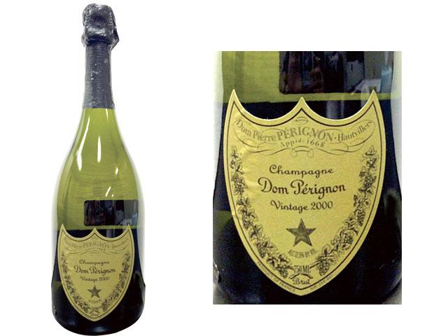 ドン・ペリニヨン 2000年 / Dom Perignon 2000