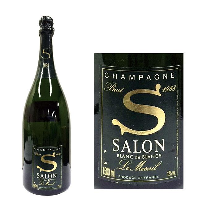 サロン ブラン・ド・ブラン1988年 1500ml SALON