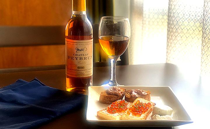 貴腐ワイン シャトーペイブラン
