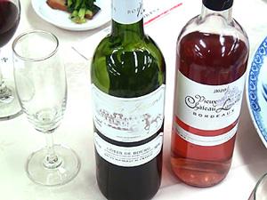 赤ワイン&ロゼワイン