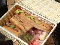 骨太なサンドイッチ