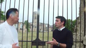 動画 ソーヴ村修道院とボルドーの関係
