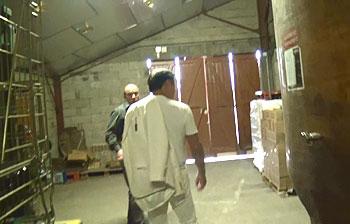 ワイン貯蔵所