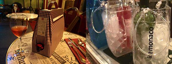 WINE BAG&icemonaco