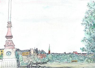 コペンハーゲン風景(2006.8.17)