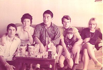 柔道の仲間たち(ツール、1969年)