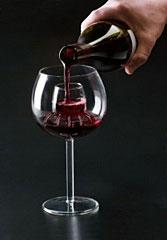 ワイン注ぎイメージ