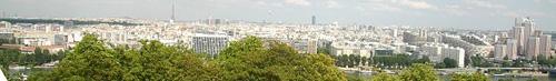 パリのパノラマ
